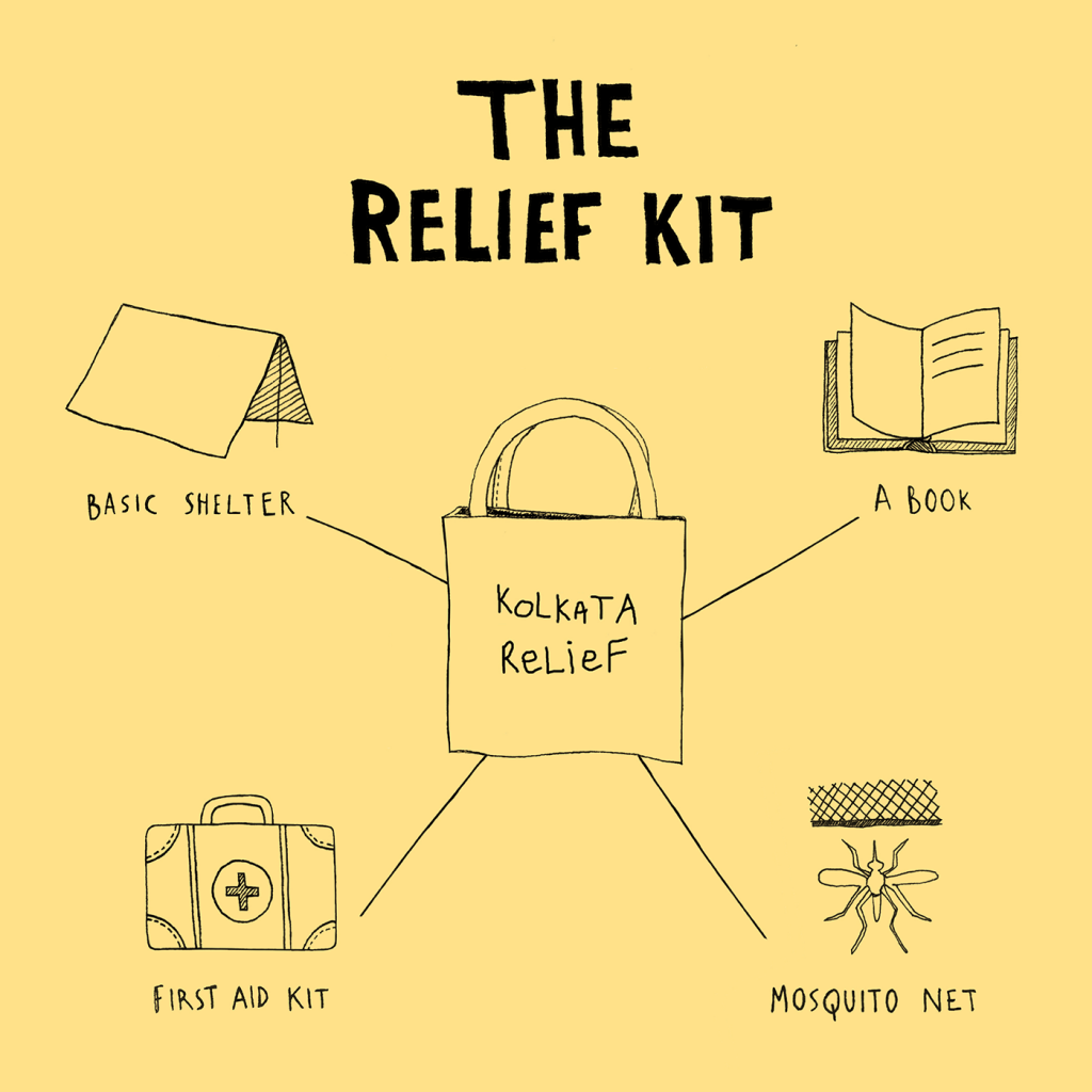 Kolkata Relief Kit